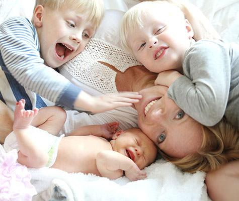 Schwangerschaft & Familie