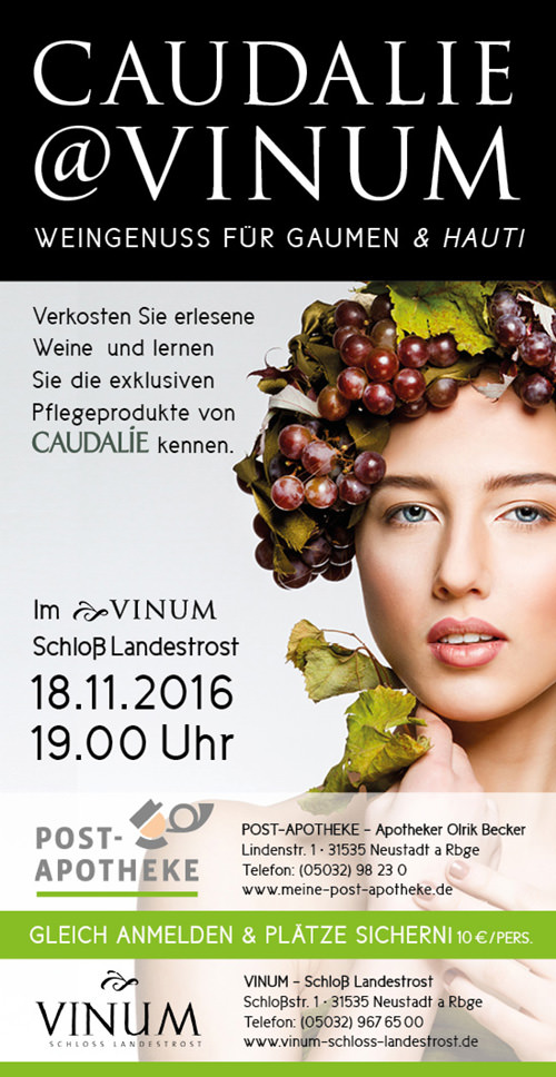 caudalie at vinum